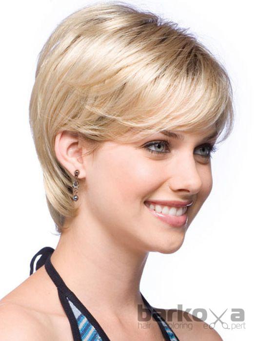 Самые модные женские короткие стрижки на короткие волосы 60