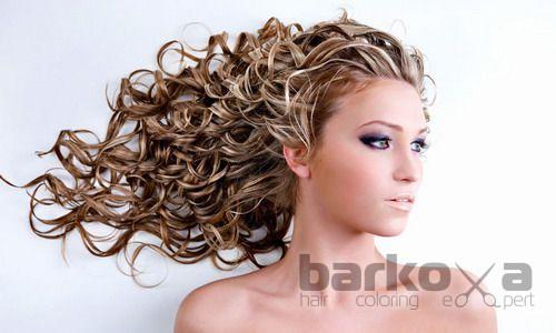 завивка волос екатеринбург
