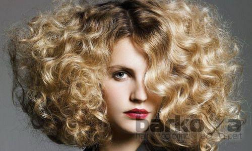 Цены на завивку волос в салоне Екатеринбурга