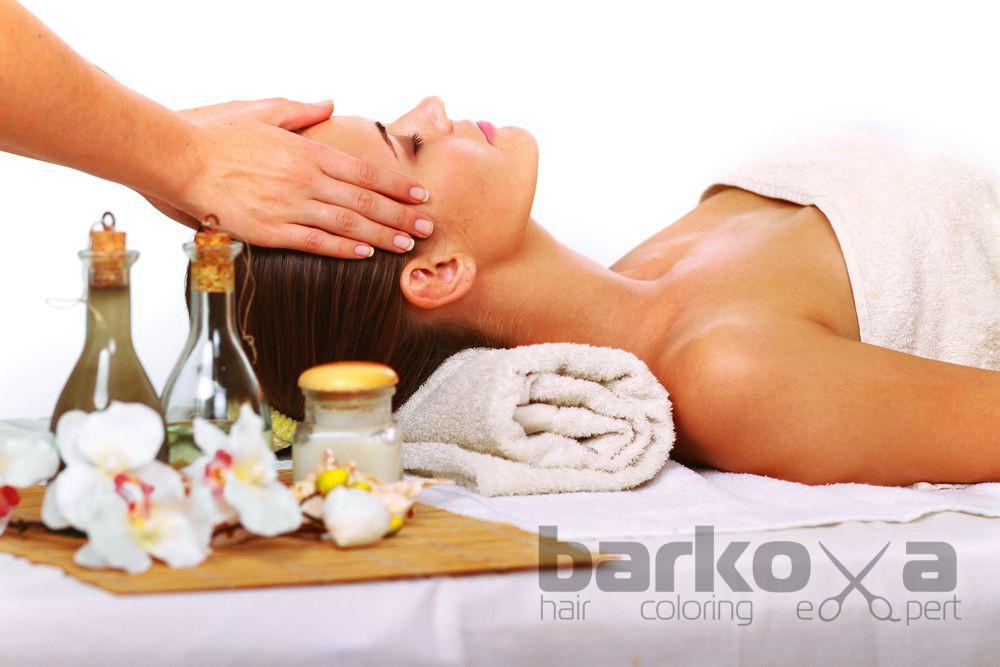 SPA –процедура для волос в салоне