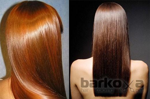 Ламинирование волос от Wella