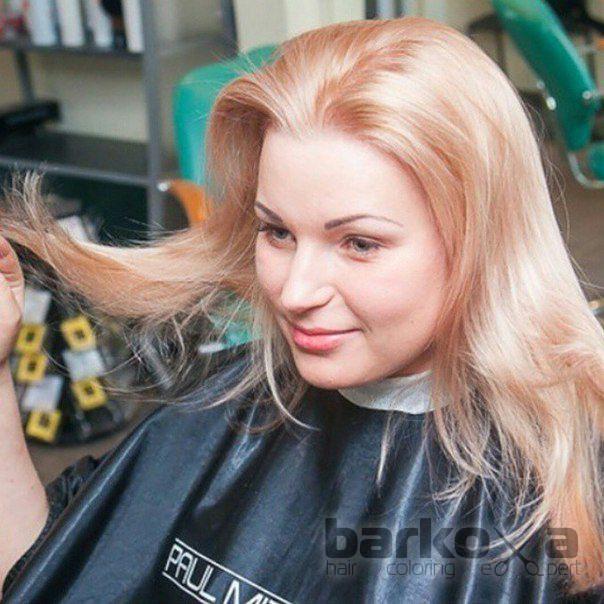 Полироль для волос
