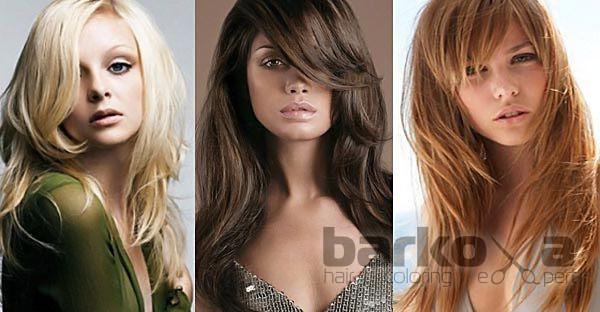 классические укладки волос