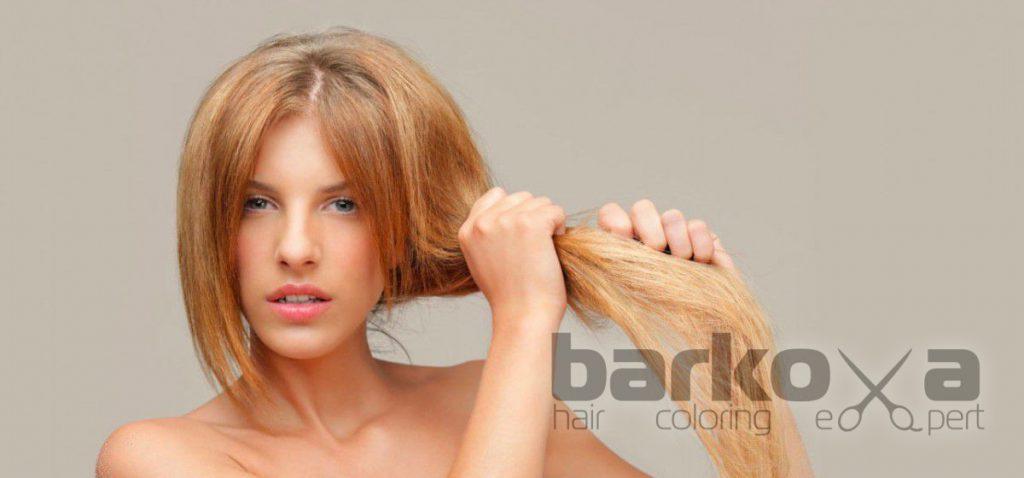 Уходовые процедуры против перхоти и жирности волос