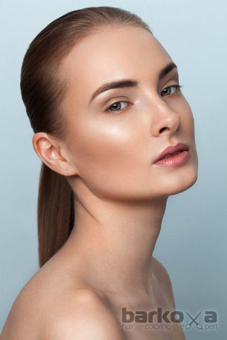 Цветовая гамма дневного макияжа
