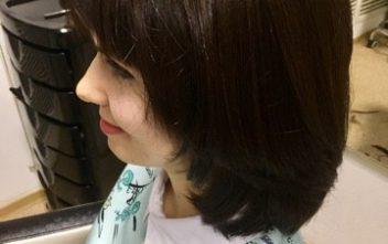 Экранирование волос (восстановление)