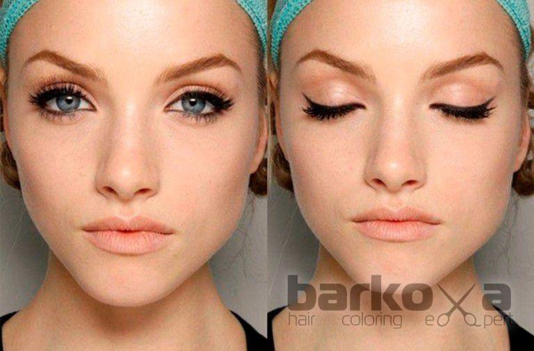 Вечерний макияж в салоне по цене 750 руб. Екатеринбург
