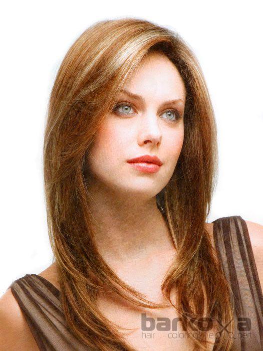Стрижки на средние слабые волосы