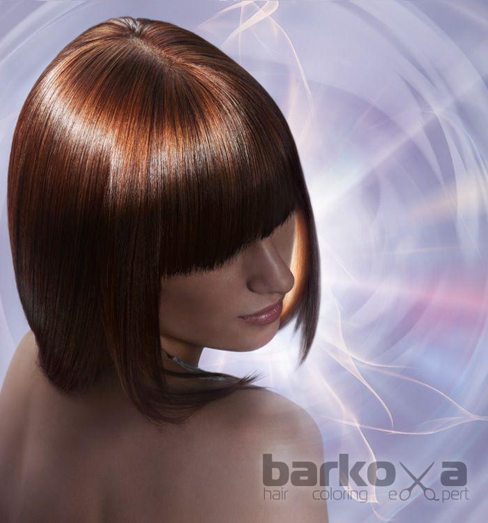 Эллюминирование волос
