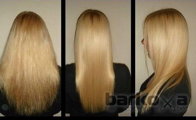 Для восстановление волос