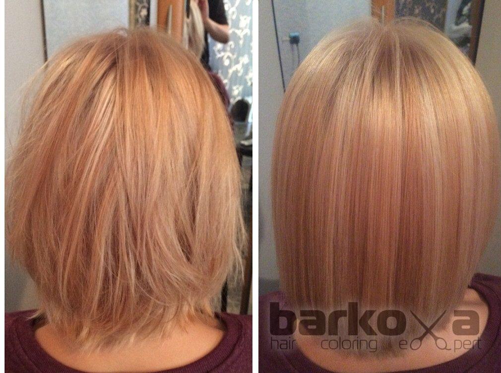 Горячее экспресс восстановление волос от WELLA