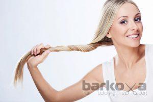 Уходовая процедура против выпадения волос