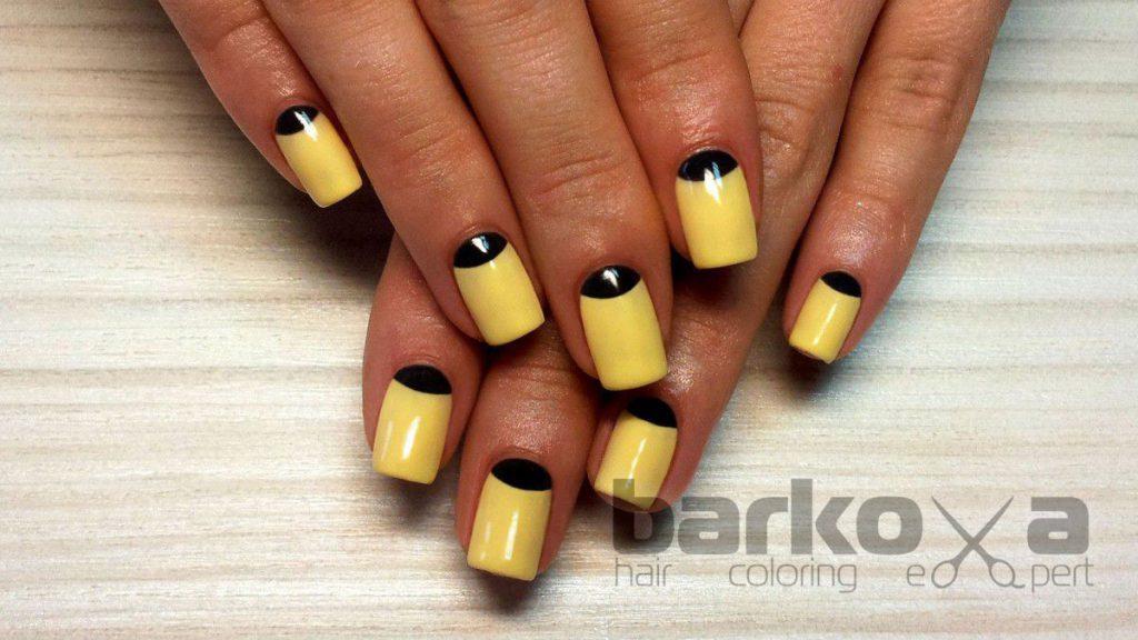 Покрытие ногтей гель-лаками