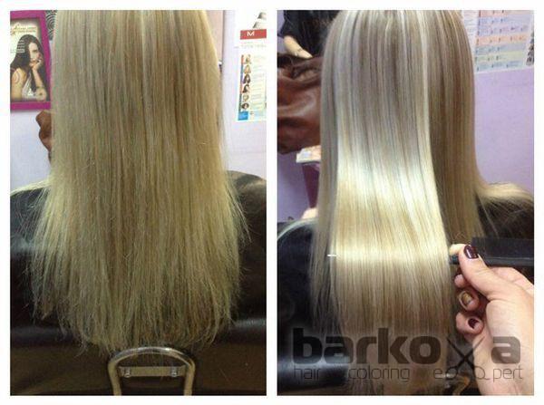 Ботокс или биоревитализация волос