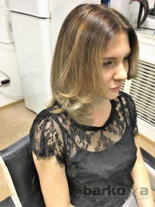 Шатуш блонд